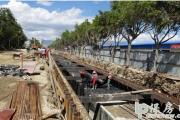 """保山市""""四规合一""""综合管廊建设试点稳步推进"""